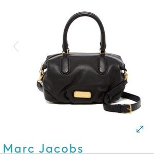 BNWT Marc Jacobs Q Small Legend Satchel